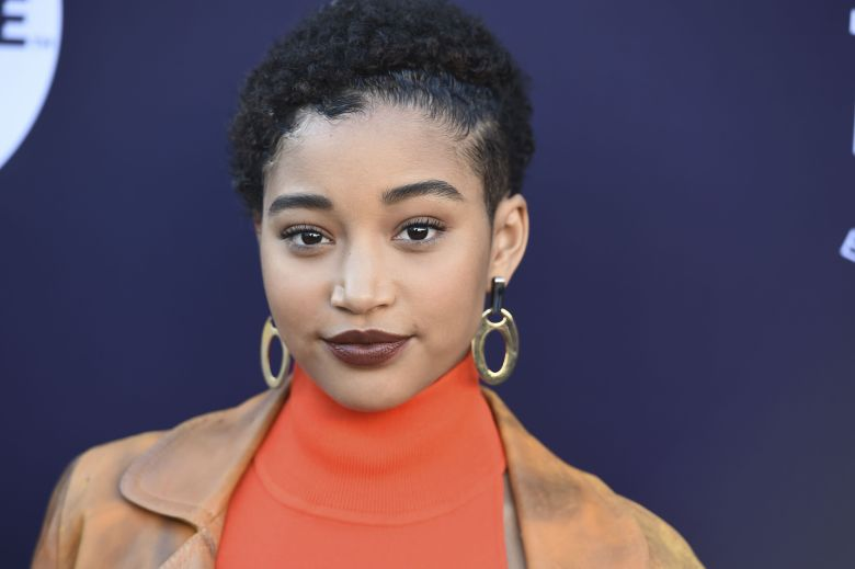 Amandla Stenberg Removed Herself From 'Black Panther ...